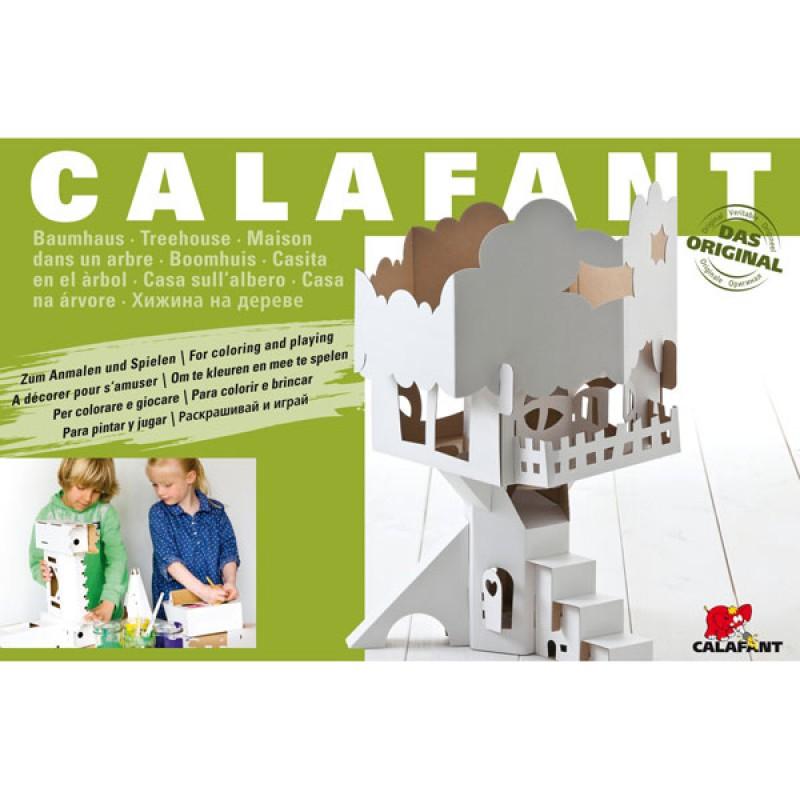 Bouwpakket boomhuis, Calafant level 3