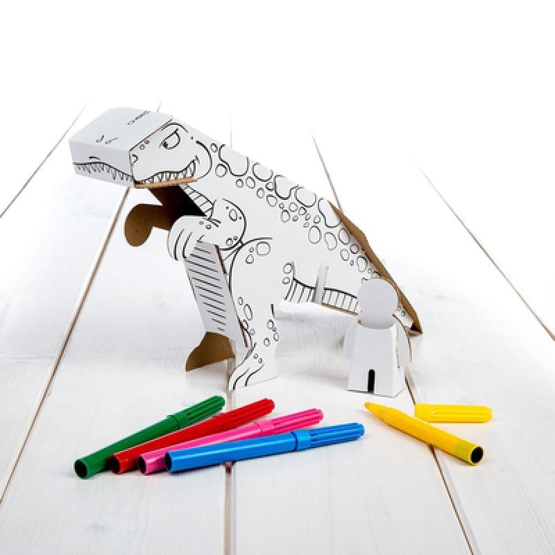 Bouwpakket dinosaurus, Calafant level 1