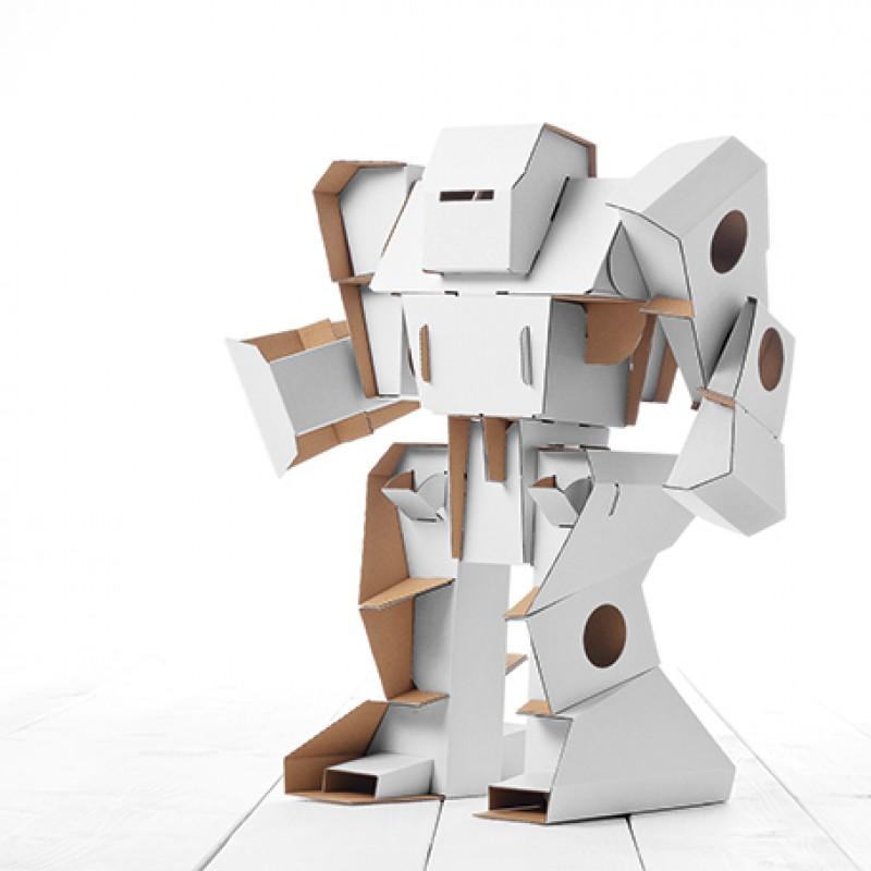 Bouwpakket robot, Calafant level 3