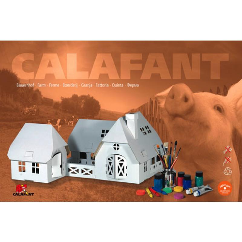 Bouwpakket boerderij, Calafant level 3