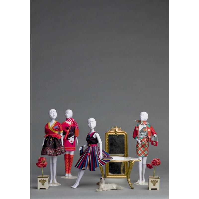 Kledingsets Dress Your Doll