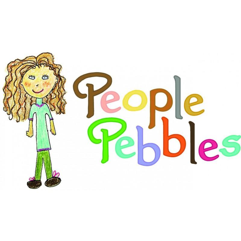 Crayon Rocks 12 People Pebbles