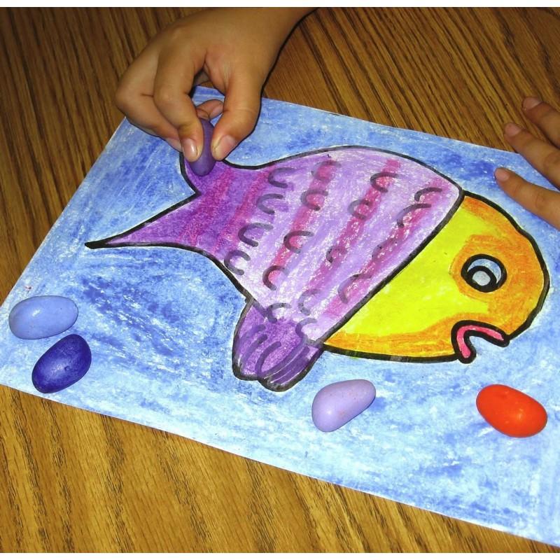 Crayon Rocks 16 kleuren