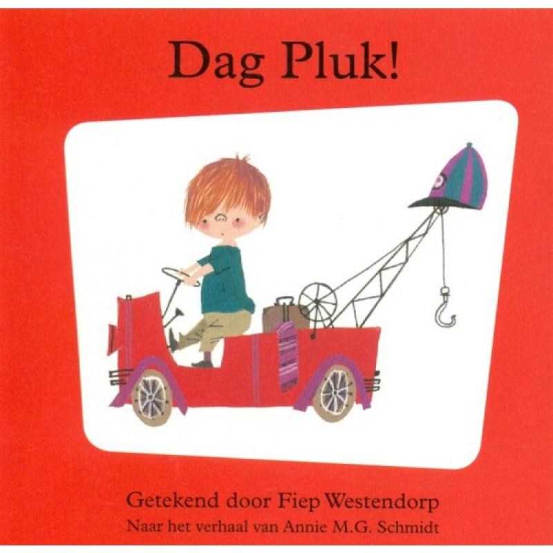 Dag Pluk! stofboekje