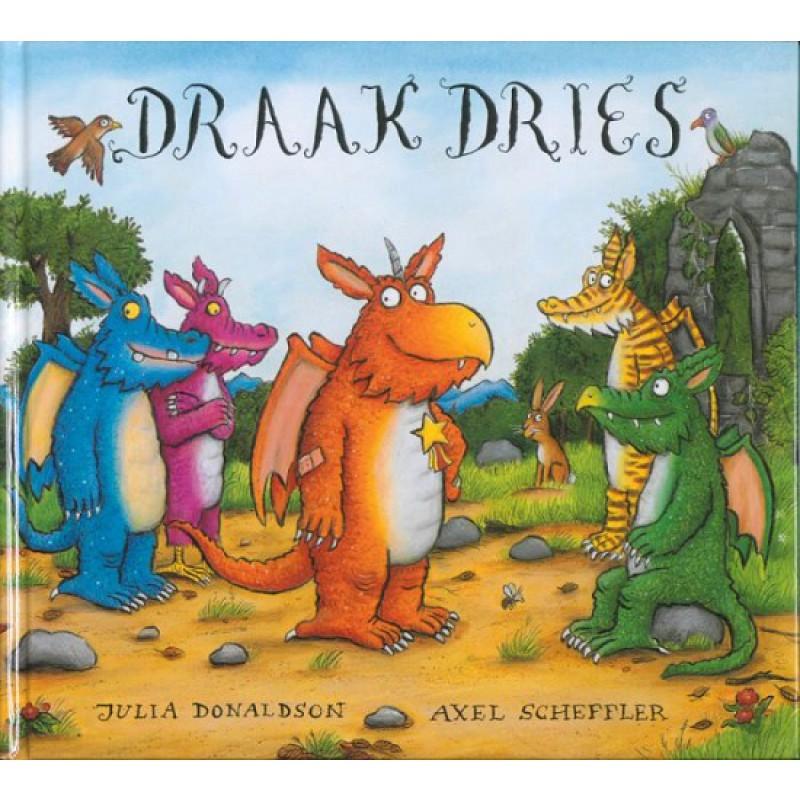 Draak Dries, Julia Donaldson & Axel Scheffler