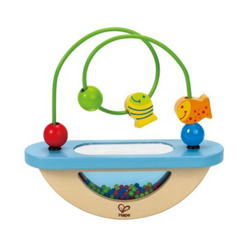 Fish Bowl Fun kralenframe, Hape