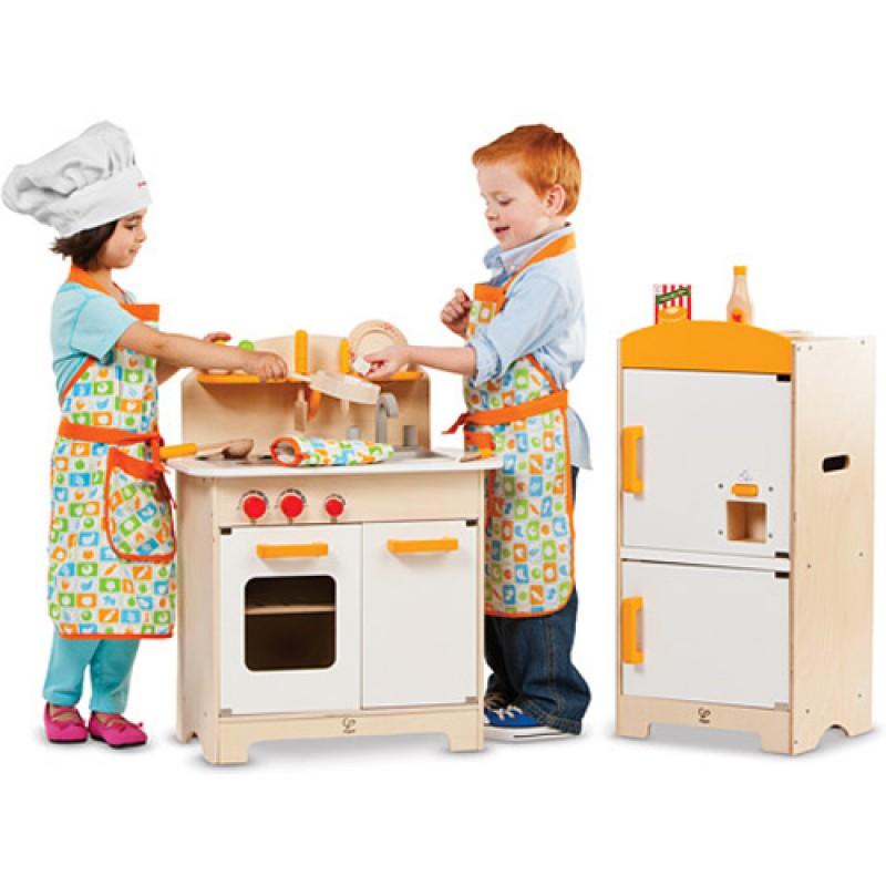 Gourmet Fridge Amerikaanse koelkast, Hape