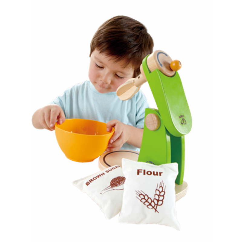 Mighty Mixer, Hape