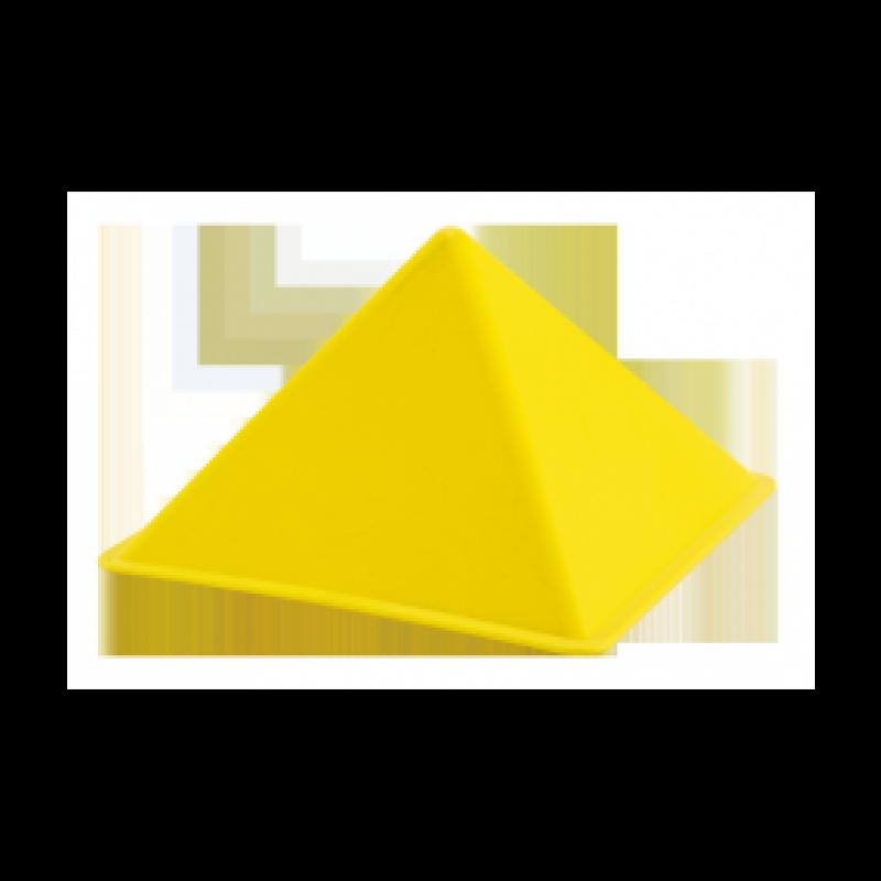 Zandvorm pyramide, Hape