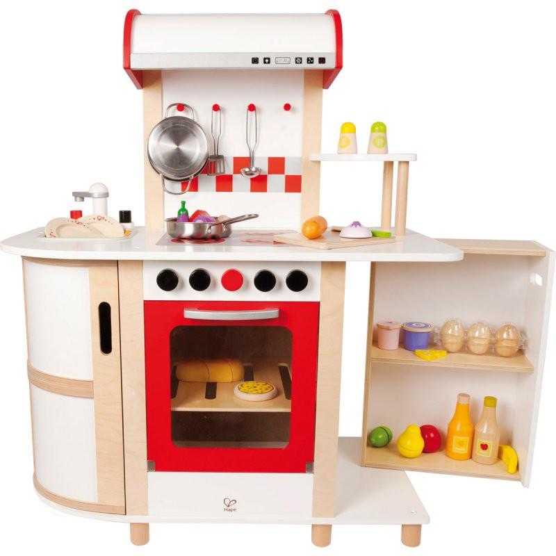 Multi-function keuken, Hape