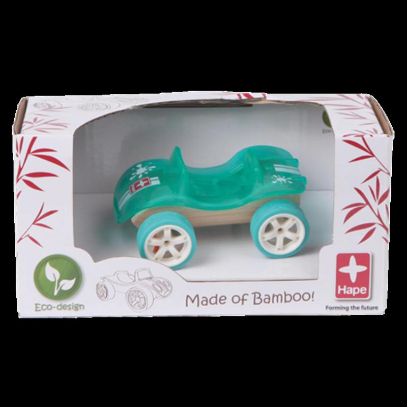 Bamboe auto Beach Buggy, Hape