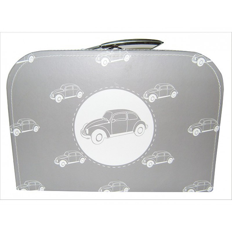 Koffertje Cars in Grey, Cara Caro