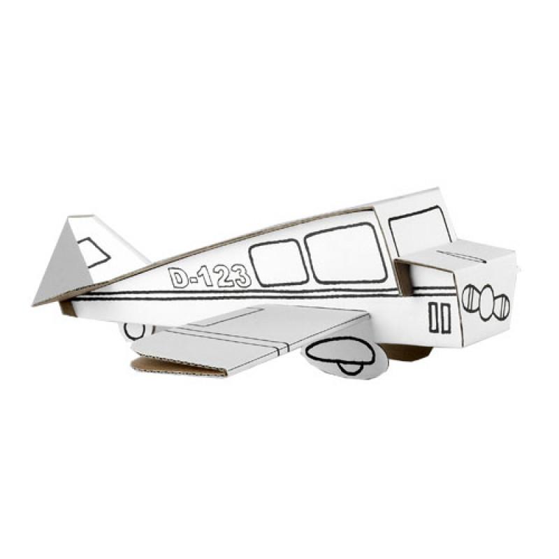 Bouwpakket vliegtuig, Calafant level 1