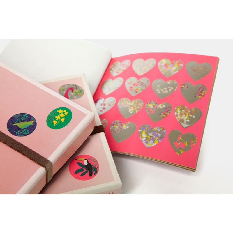 Luxe stickerboekje Folk, Mon Petit Art