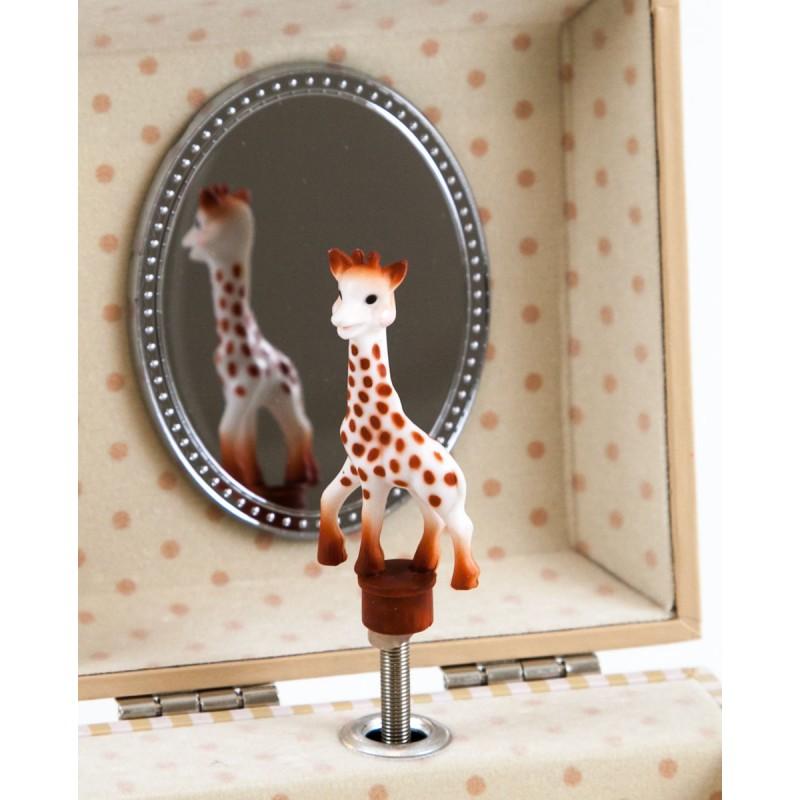Muziekdoos Sophie de Giraf
