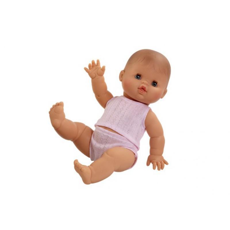 Roze ondergoed babypop 30-35 cm, Paola Reina