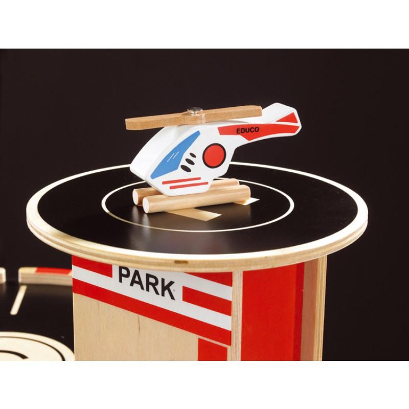 Park & Go parkeergarage, Hape