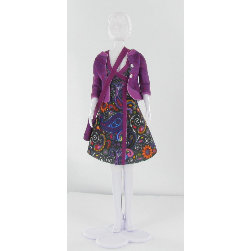Patsy Paisley kledingset, Dress Your Doll