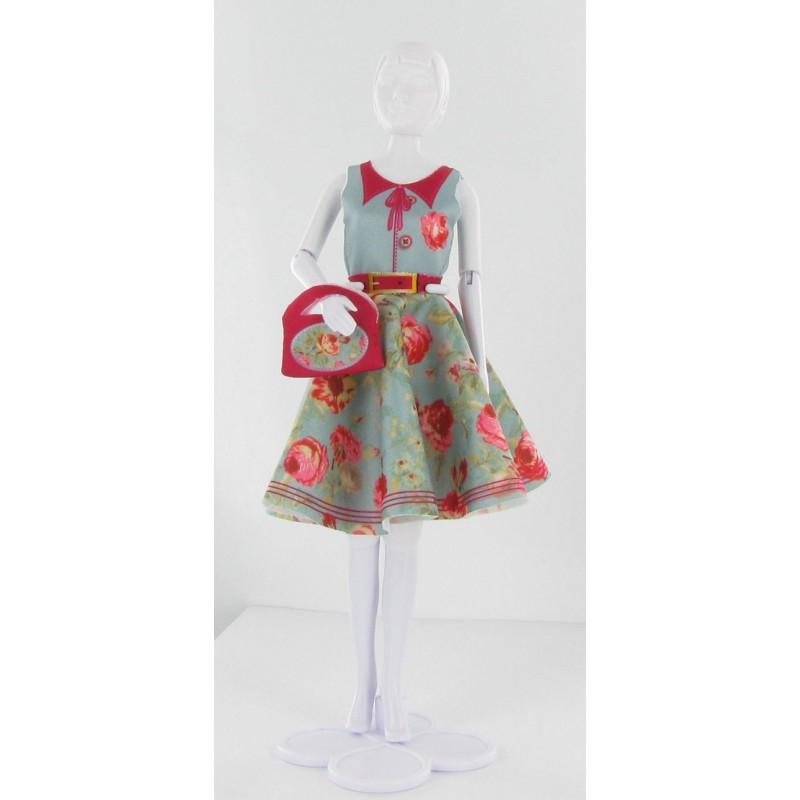 Peggy Peony kledingset, Dress Your Dol