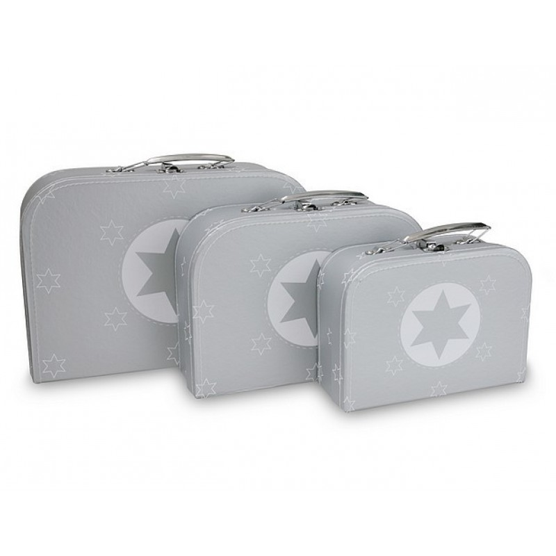 Koffertje Big Star Silver, Cara Caro