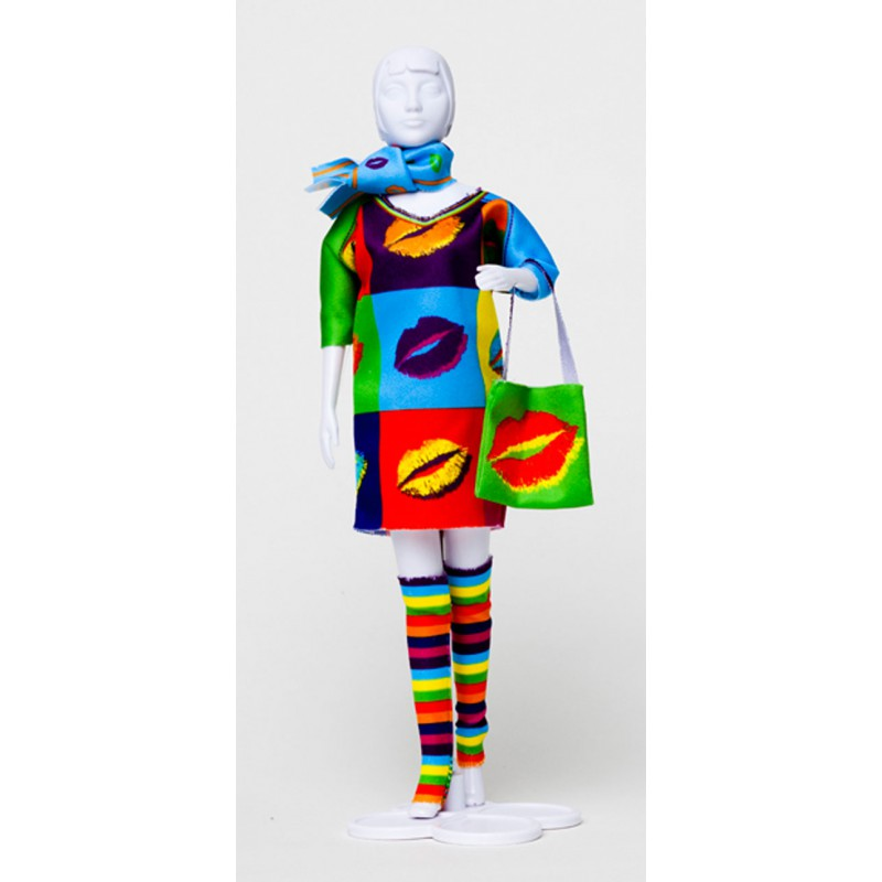 Sally Kiss kledingset, Dress Your Doll