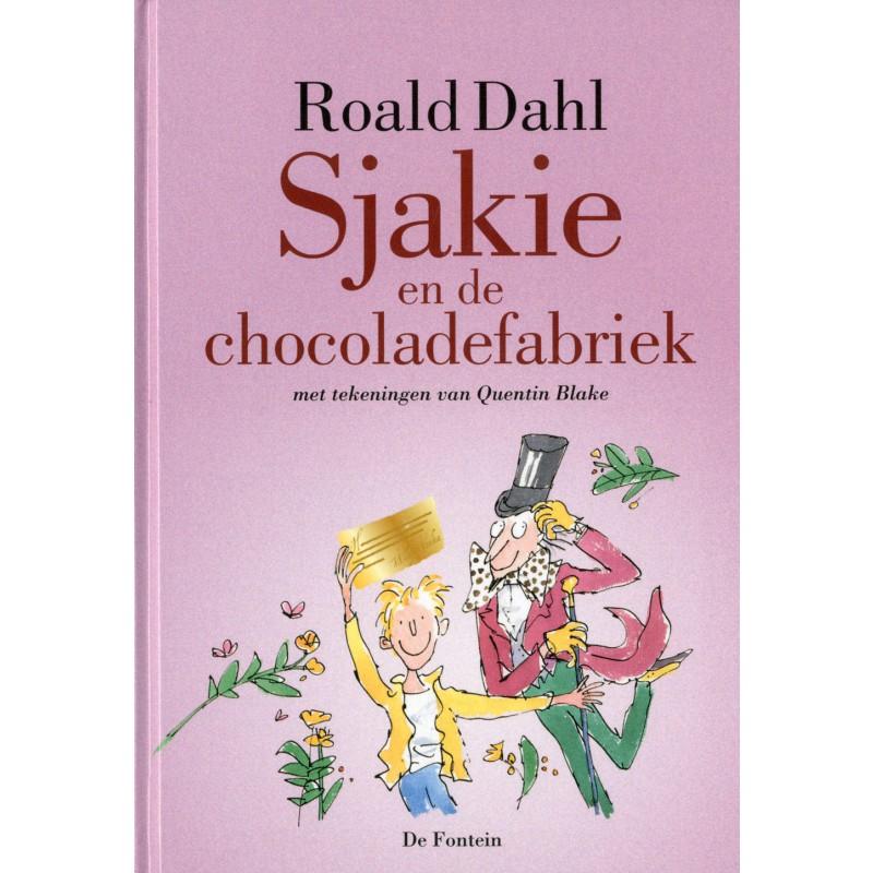 Sjakie en de chocoladefabriek, Roald Dahl