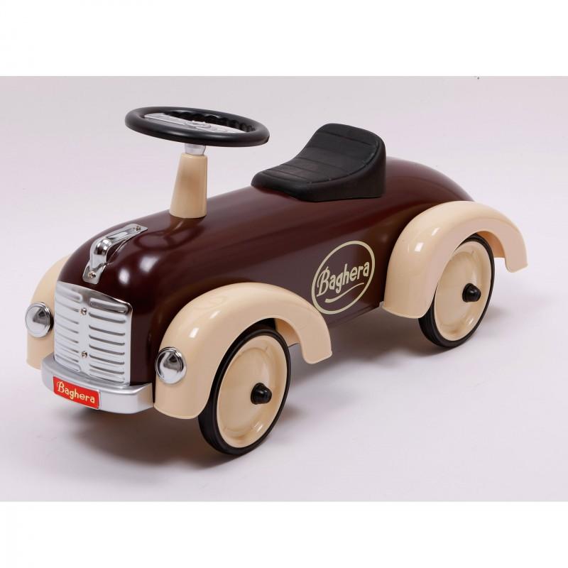 Loopauto Speedster Chocolat, Baghera