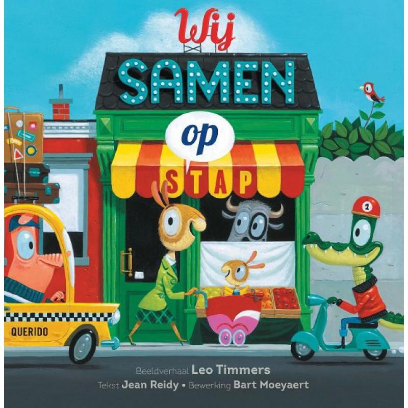 Wij samen op stap, Leo Timmers