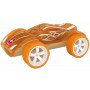 Bamboe auto Twin Turbo, Hape
