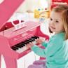 Happy Grand Piano roze, Hape