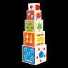Pyramid of Play stapelkubus, Hape