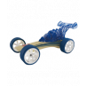 Bamboe auto Dragster, Hape