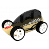 Bamboe auto Low Rider, Hape