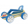 Bamboe auto Roadster, Hape