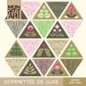 Luxe stickerboekje Nordic, Mon Petit Art