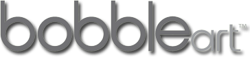 Bobble art logo