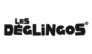 Les Deglingos logo