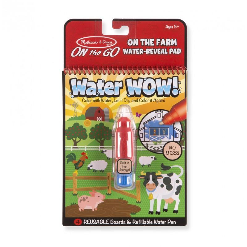 Water Wow Boerderij, Melissa & Doug