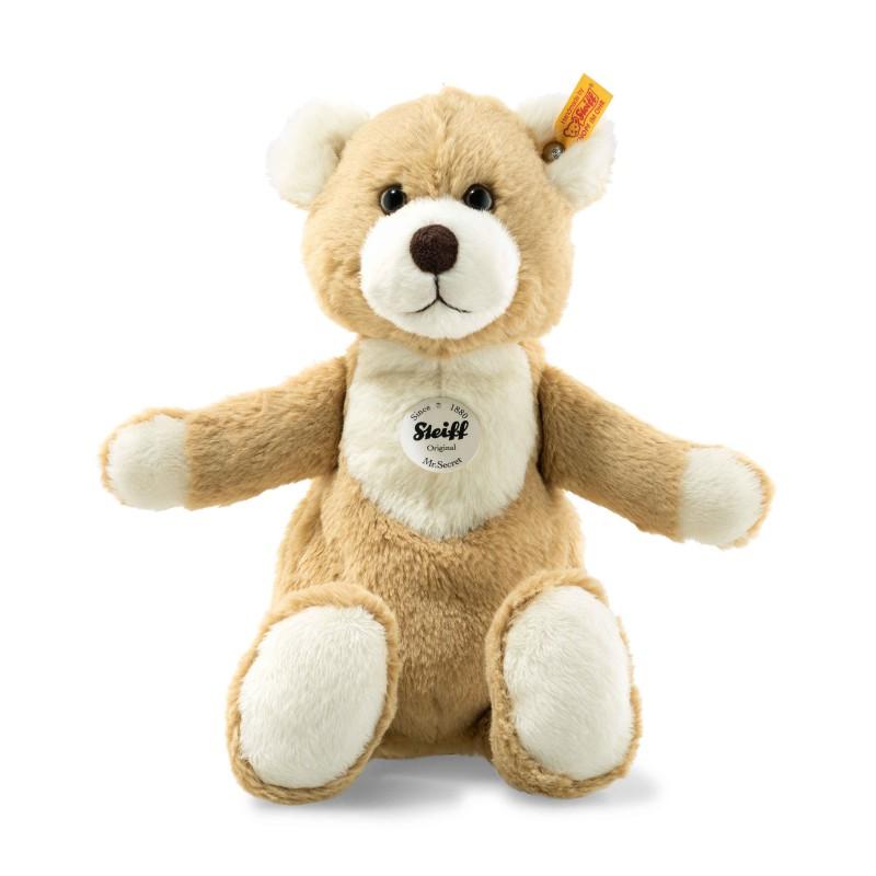 Teddybeer Mr. Secret 30 cm, Steiff