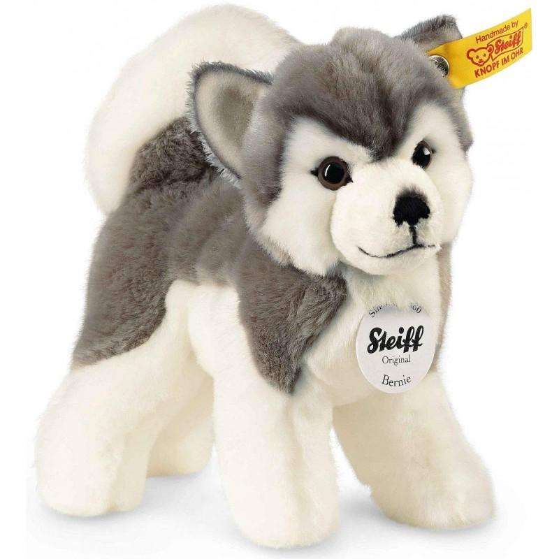 Husky Bernie 17 cm, Steiff