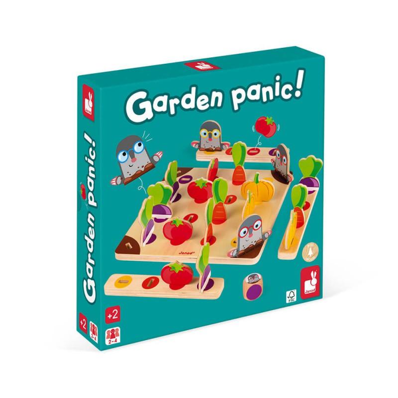 Garden Panic spel, Janod
