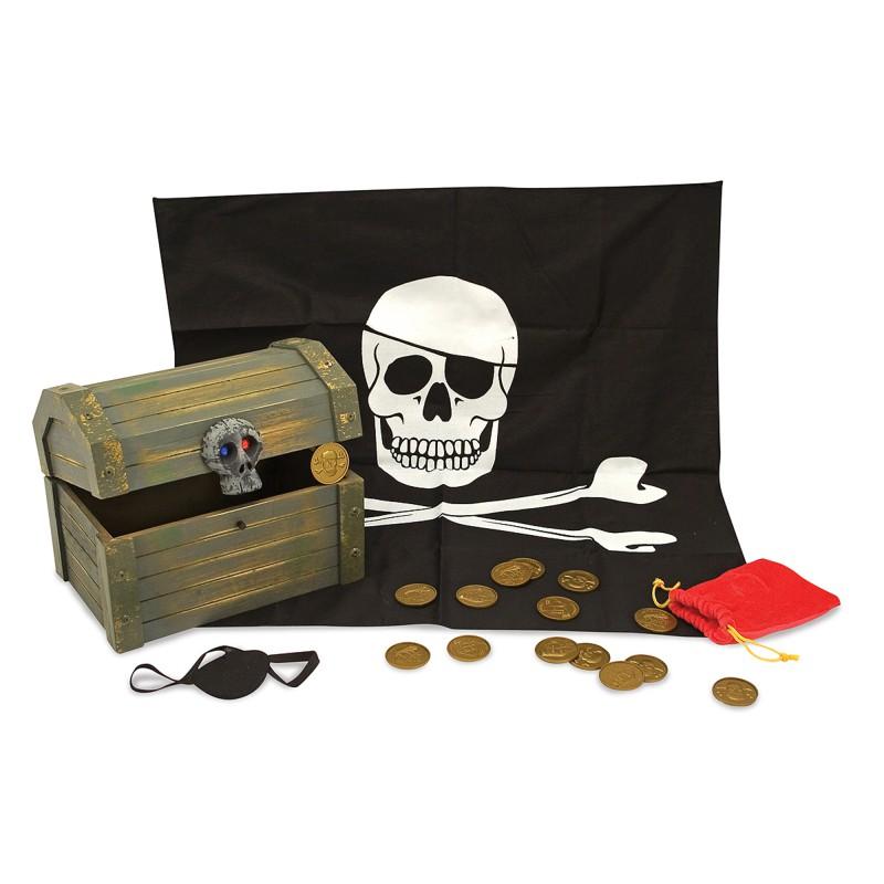 Houten piratenkist, Melissa & Doug