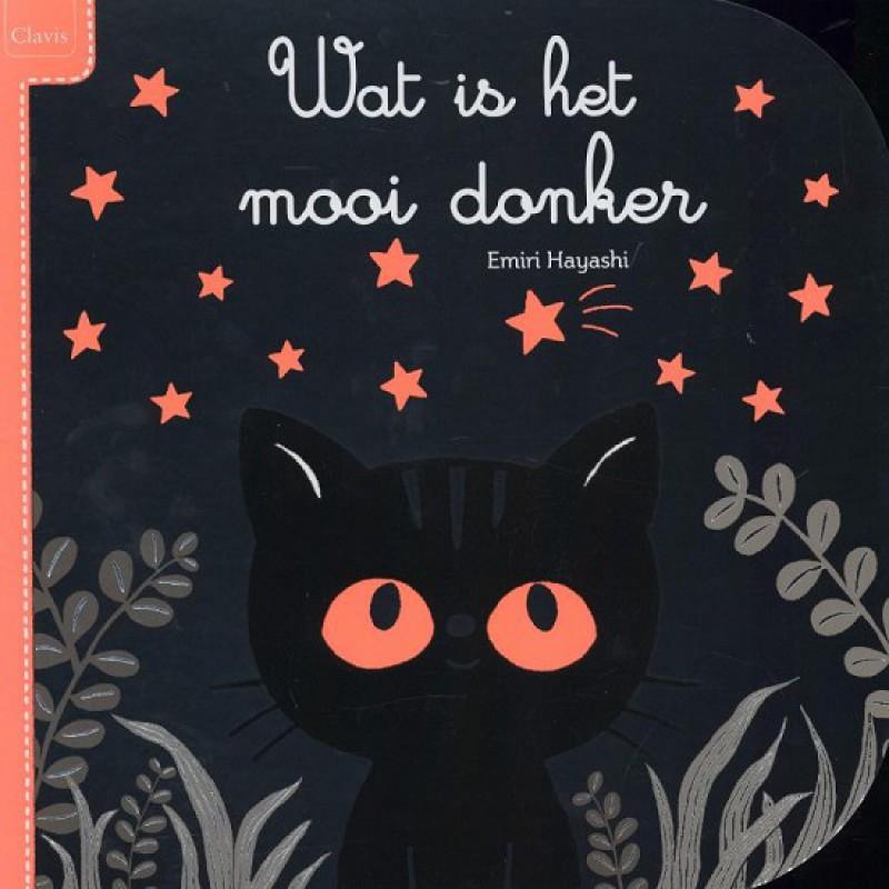 Wat is het mooi donker, kartonboek