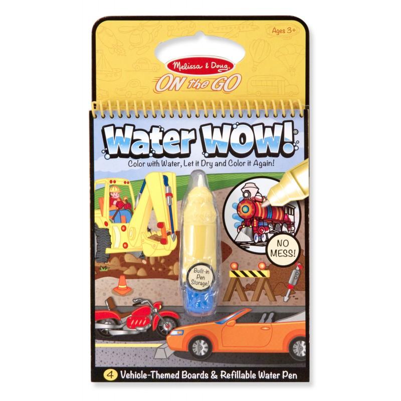 Water Wow Verkeer, Melissa & Doug