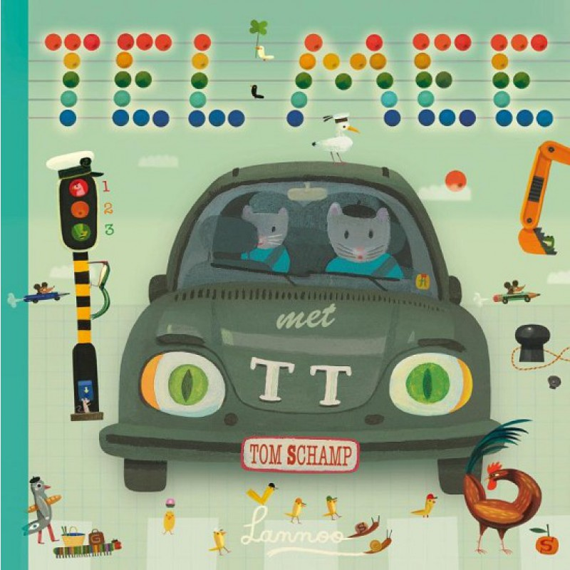 Tel mee met Otto, Tom Schamp