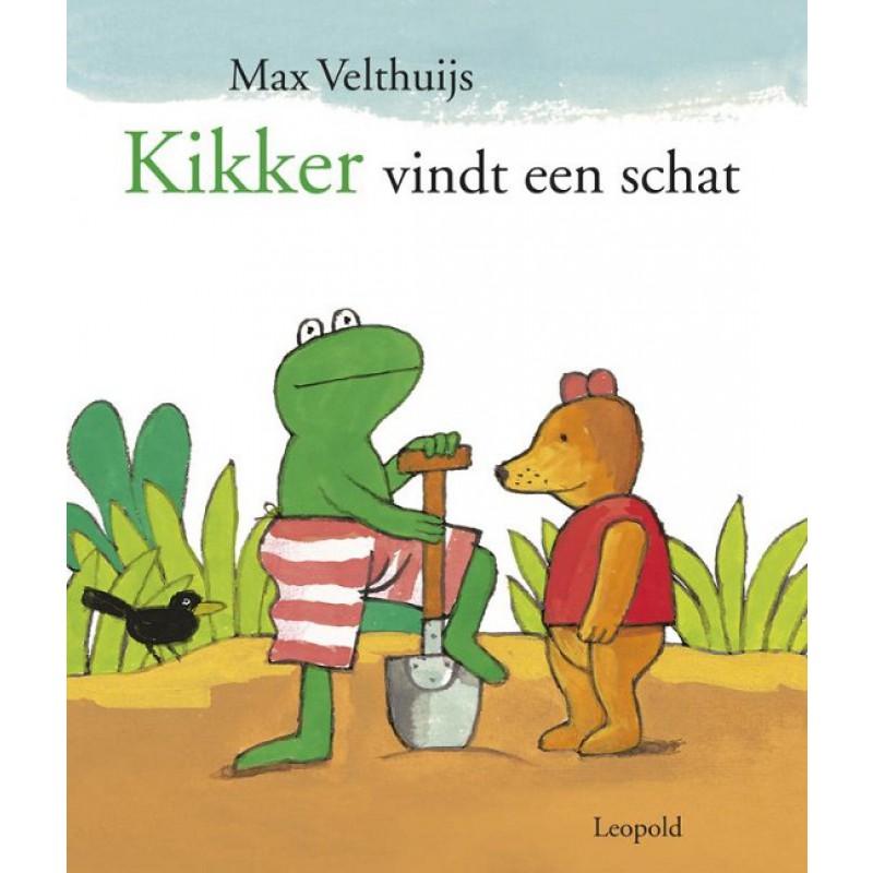 Kikker vindt een schat, Max Velthuijs