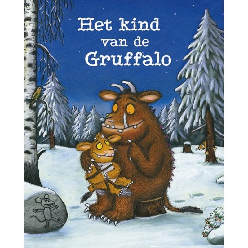 Het kind van de Gruffalo, Julia Donaldson & Axel Scheffler