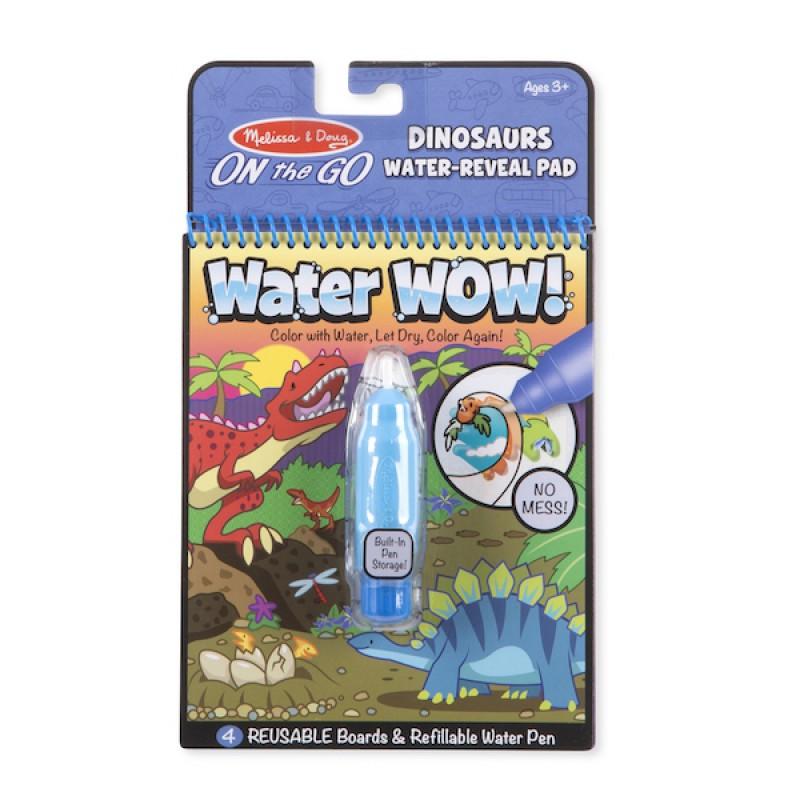 Water Wow Dino's, Melissa & Doug