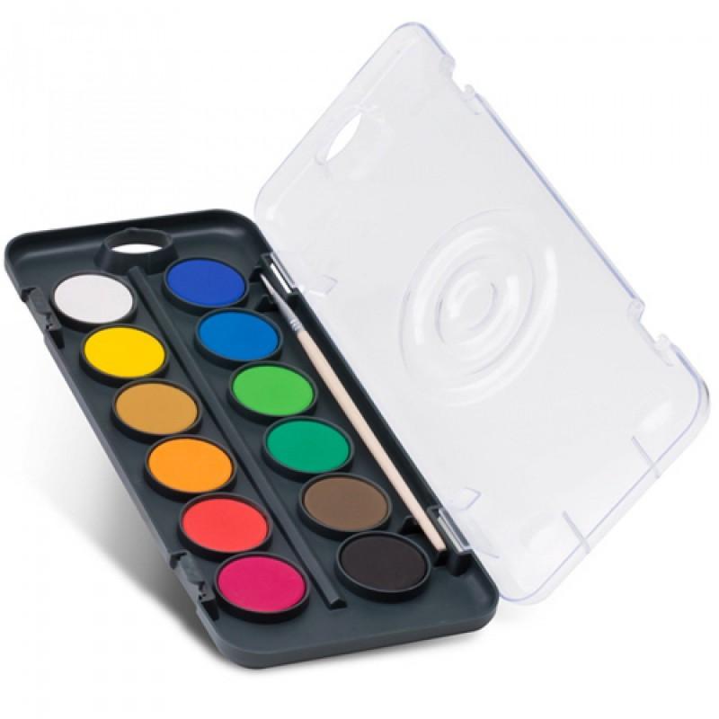 Waterverf 12 kleuren, Primo