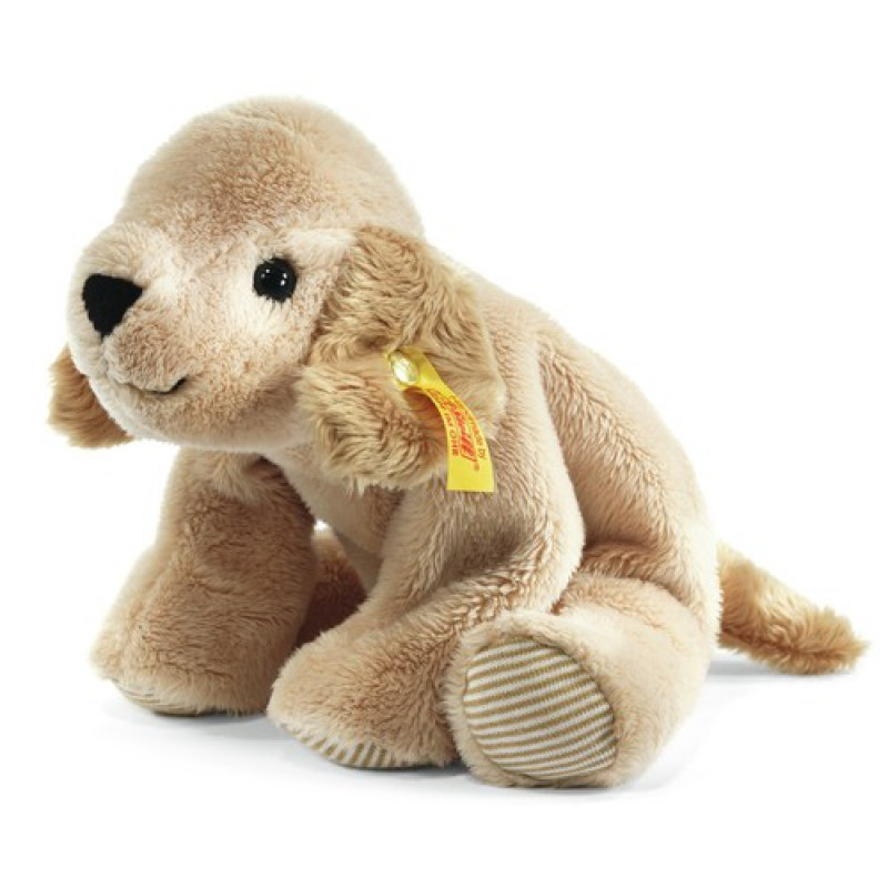 Floppy golden retriever Lumpi 16 cm, Steiff
